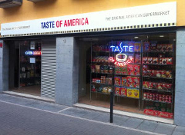 Taste of America San Cugat primera franquicia de 2012