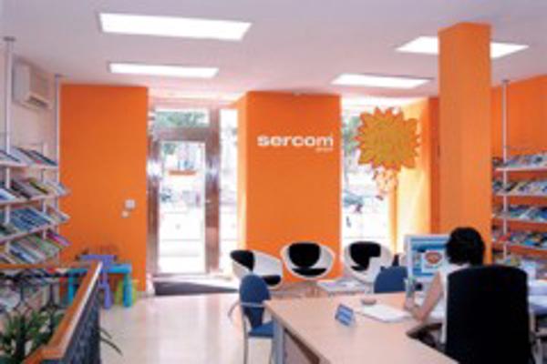 Franquicias Grupo Sercom. Nueva agencia en Vitoria.