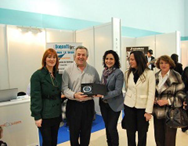 Dit Gestión ha sido premiada en la Feria de Franquicias de Vigo