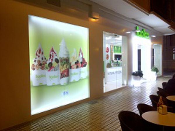 Llaollao, la franquicia de yogurt helado favorita de los valencianos