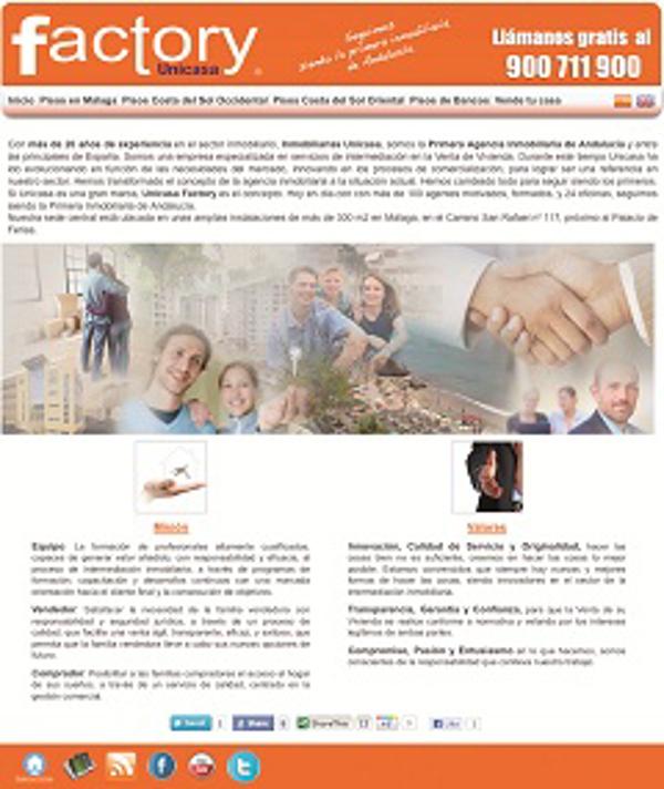 Acuerdo entre las franquicias Unicasa Factory y Caixa Nova Galicia