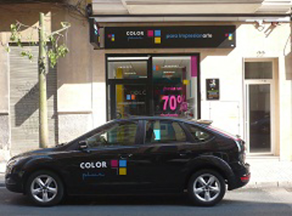 Color Plus inaugura una nueva franquicia en Elche