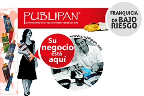Las franquicias de Publipan participarán en Expofranquicia 2012