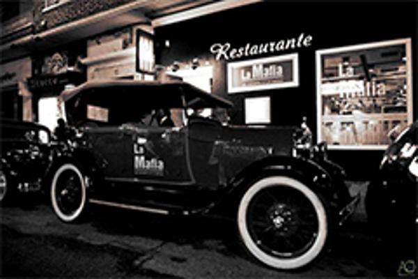 La franquicia La Mafia asiste a Expofranquicia con un original stand