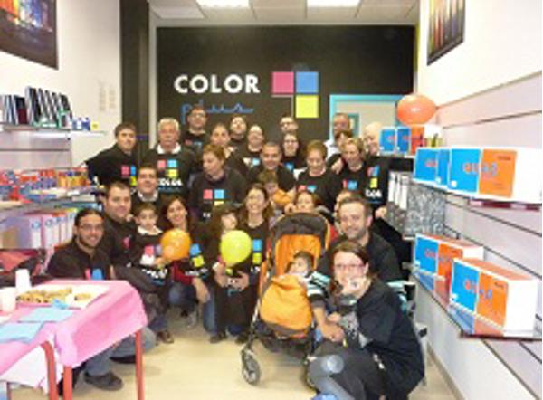 Se inaugura una nueva franquicia de Color Plus en Elche