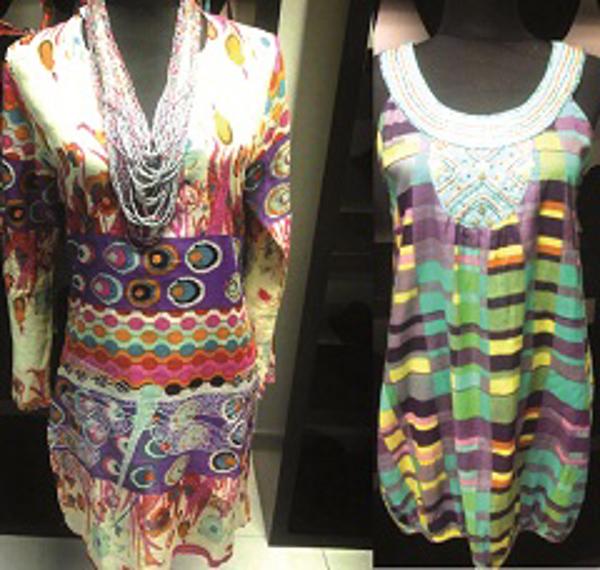 Franquicias Bijou Siglo XXI, normas de la moda