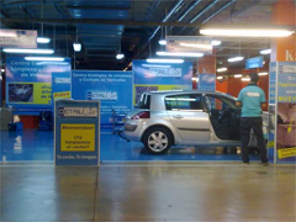 DetailCar abre una nueva franquicia en Murcia