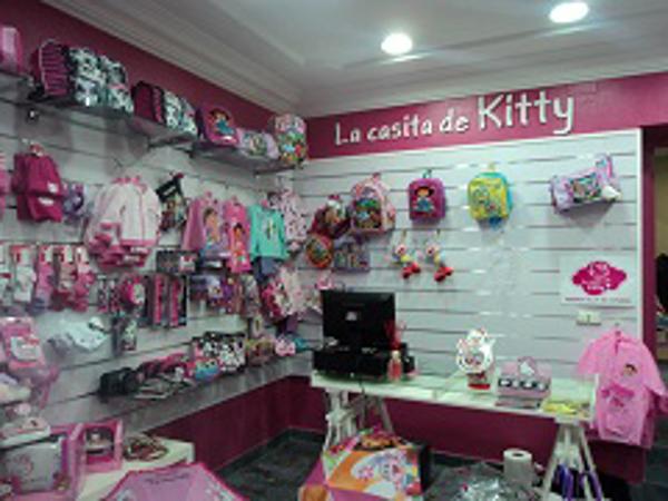 La casita de Kitty abre una nueva franquicia en Zaragoza