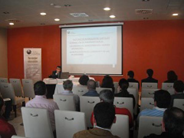 La franquicia Dabo Consultin continúa impartiendo seminarios por Andalucía