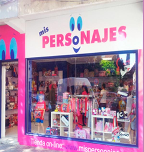 Mis Personajes inaugura 2 franquicias nuevas en Andalucía