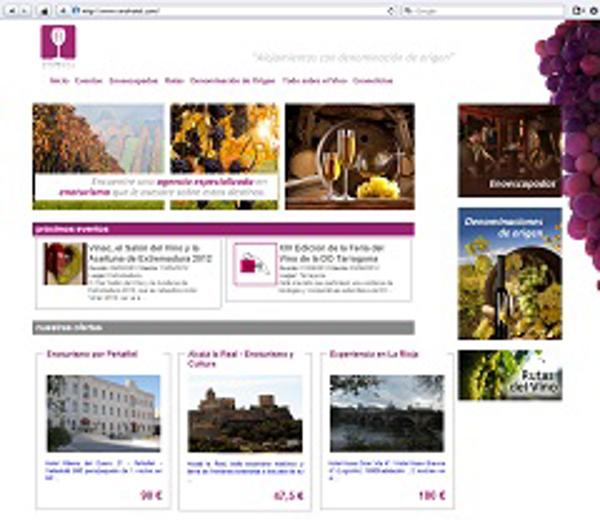 Las franquicias Almeida Viajes sus escapadas enológicas con  vinohotel.com