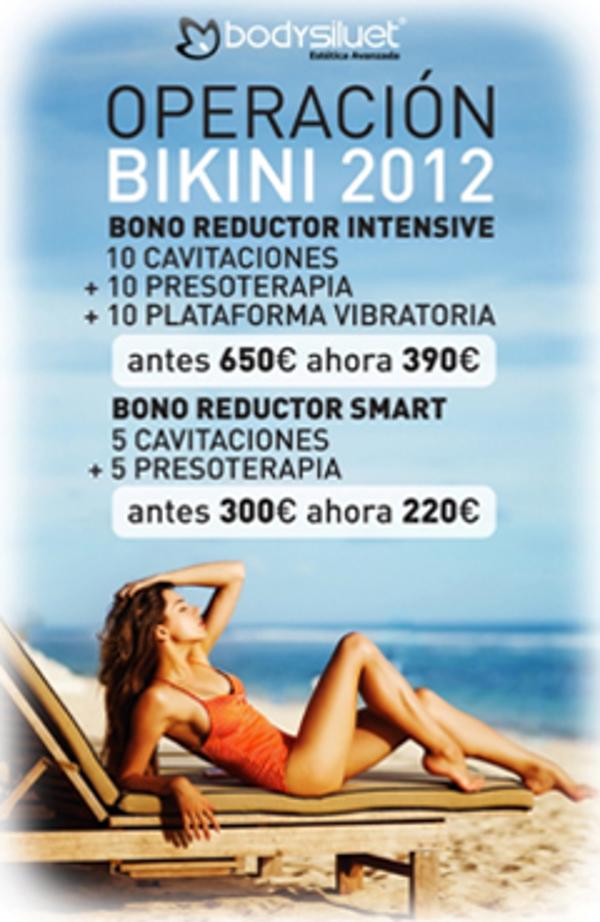 Grandes ofertas para comenzar la operación bikini 2012 en las franquicias Bodysiluet