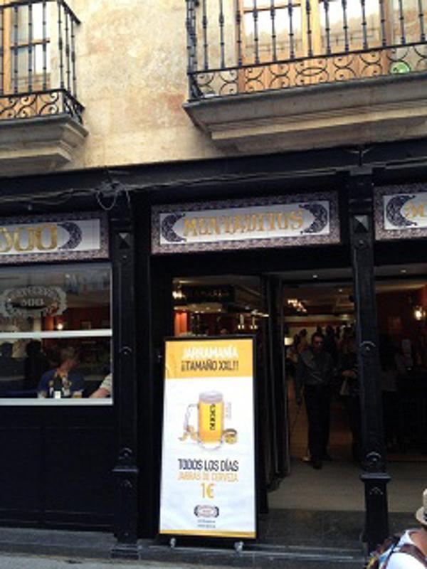 100 Montaditos inaugura su segunda franquicia en Salamanca