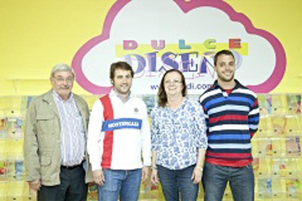 Dulce Dise�o inaugura franquicia en Toledo