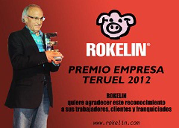Las franquicias Rokelín reciben el reconocimiento de la DGA