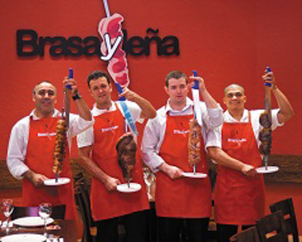 Brasayleña abre franquicia nº 20 en Barcelona
