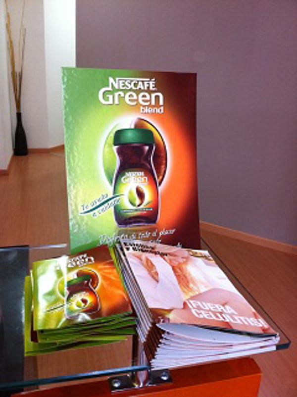Las franquicias Abanolia Estética & Bienestar firman un acuerdo con Nescafé