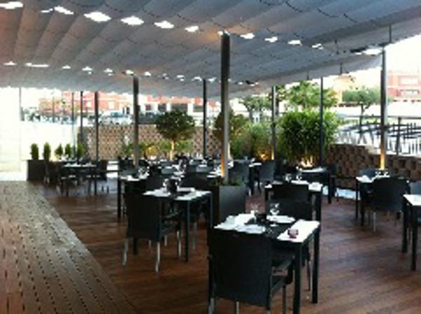 Las franquicias de La Mafia sacan sus restaurantes a la calle