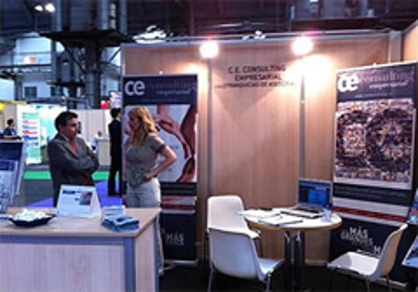 Las franquicias Ce Consulting Empresarial asisten a la Feria Biz de Barcelona