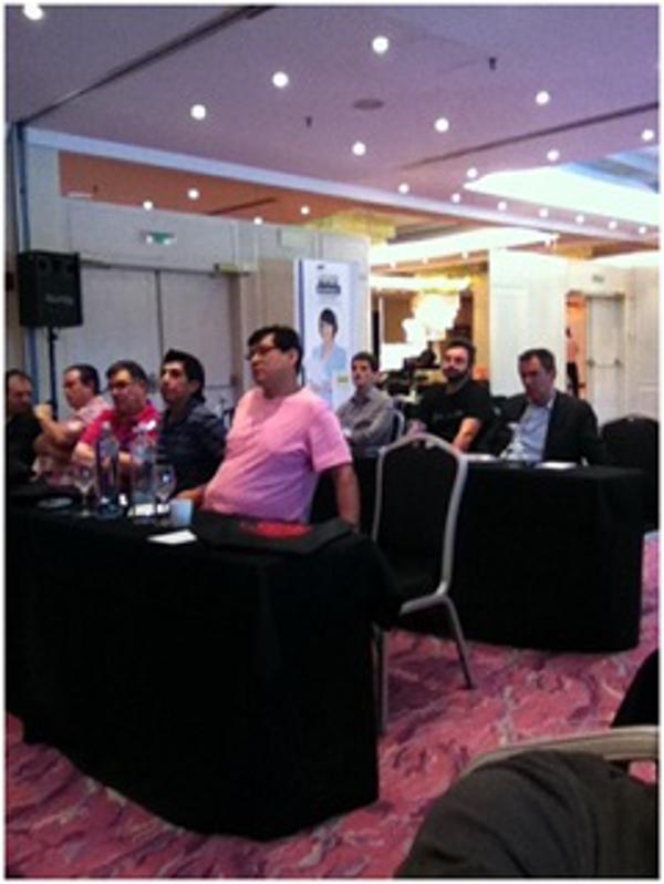 Las Franquicias Ecolider celebran un seminario en Barcelona