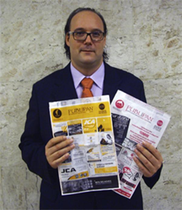 Publipan firma franquicias en Bolivia