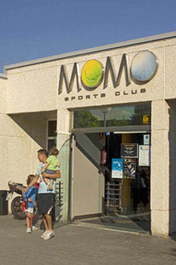 Gran inversión de las franquicias Momo Sports Club