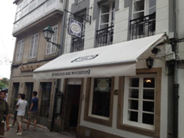 Primera franquicia 100 Montaditos en Santiago de Compostela