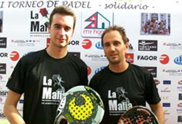 La Mafia Granada celebra el  II Torneo de Padel Solidario
