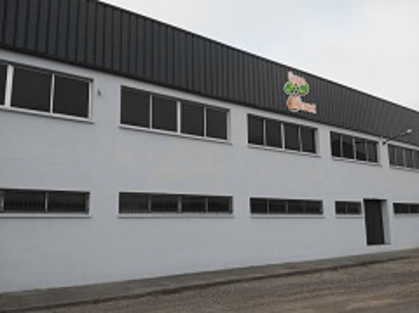 Finalizan los trabajos de mejora en los exteriores de la nueva central de Disconsu