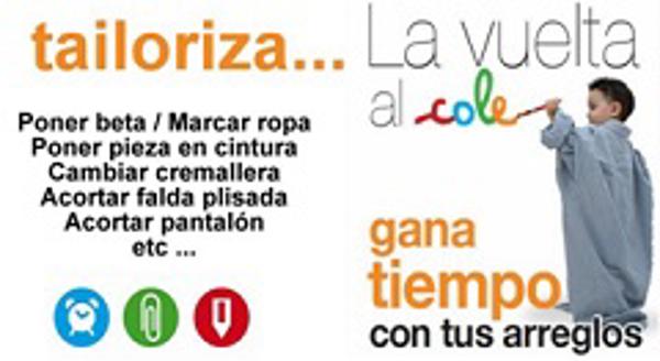 Tailor & Co, franquicia de arreglos de ropa, abre en Girona