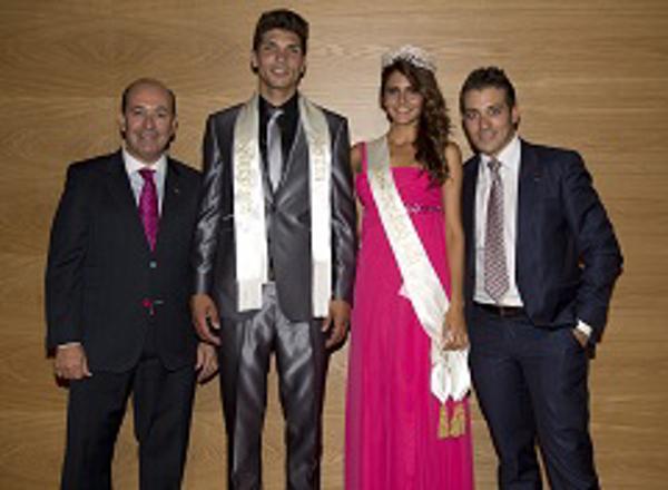 La franquicia Félix Ramiro en la elección de Miss y Mister Toledo