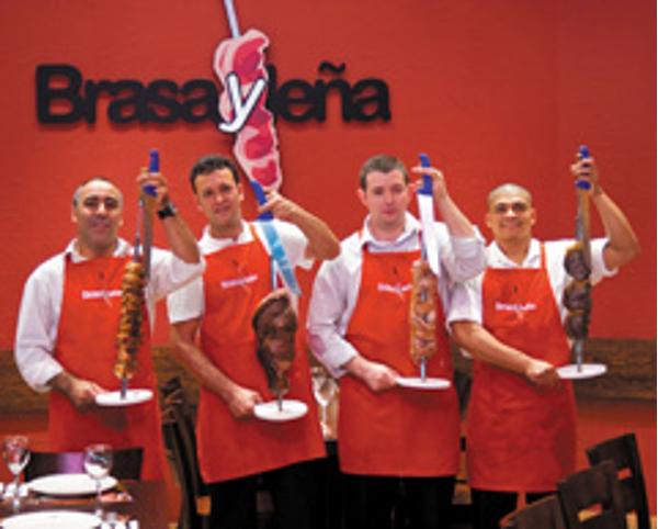 Brasayleña inaugura su primera franquicia en Alicante