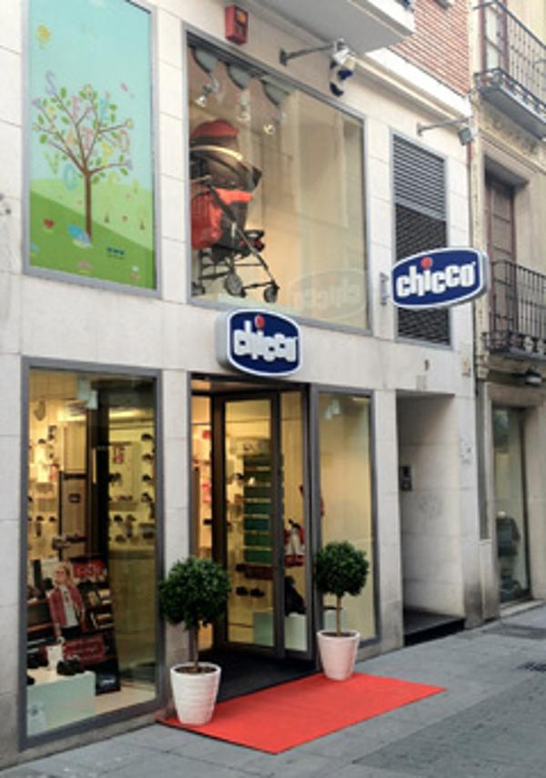 Chicco cambia de imagen en su franquicia de Valladolid