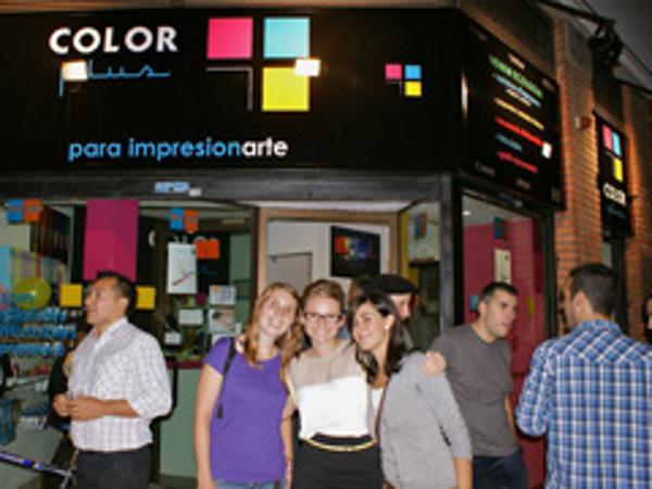 Color Plus celebró la inauguración de su franquicia Barcelona Nova