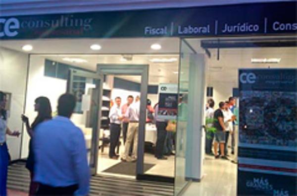 Inauguraci�n nueva oficina de CE Consulting Empresarial