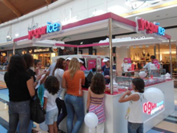 Yogurice inicia la expansión internacional de su franquicia