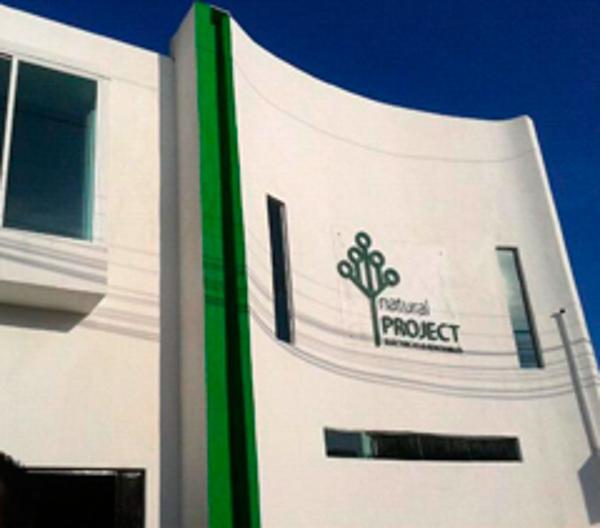 """Natural Project asiste a la feria """"The green expo"""" en la ciudad de México"""