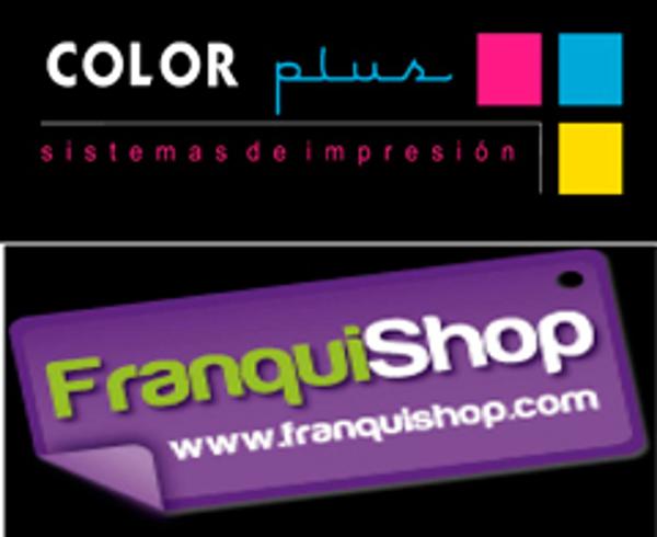 La red de franquicias Color Plus tampoco se pierde Franquishop Málaga