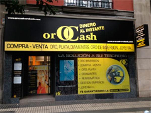 La red de franquicias Orocash-Orobank presenta en el SIF su nueva imagen