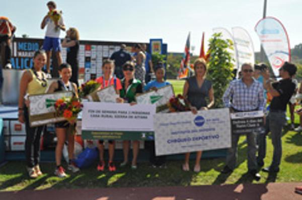 Franquicia Zafiro Tours patrocina la media maratón de Alicante