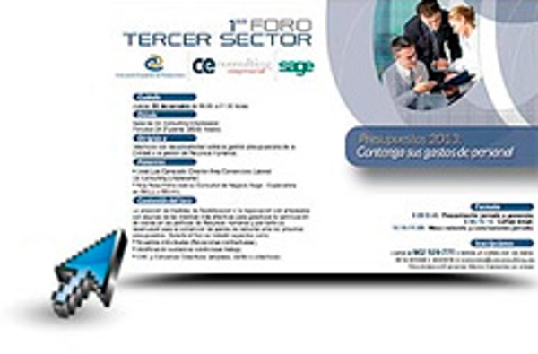 Foro Tercer Sector de franquicia CE Consulting Empresarial - Sage