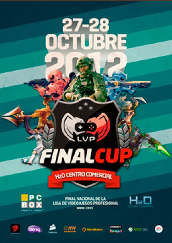 PCBOX franquicia patrocinadora de la Final Cup 2012 de la LVP