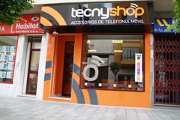 La marca Tecnyshop inaugura 5 nuevas franquicias