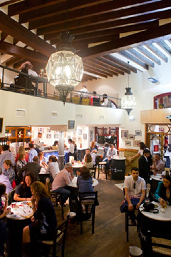 Las franquicias Taberna Casa del Volapié cumplen sus objetivos de 2012