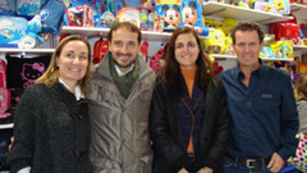 Dulce Dise�o inaugura una nueva franquicia en Sevilla
