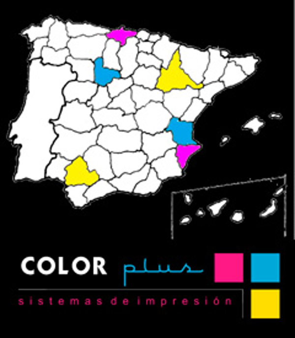 Seis nuevas franquicias dan a conocer los productos Color Plus en España