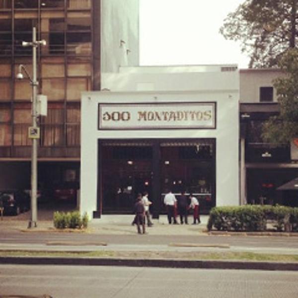 La red de franquicias 100 Montaditos refuerza  su modelo de negocio en México