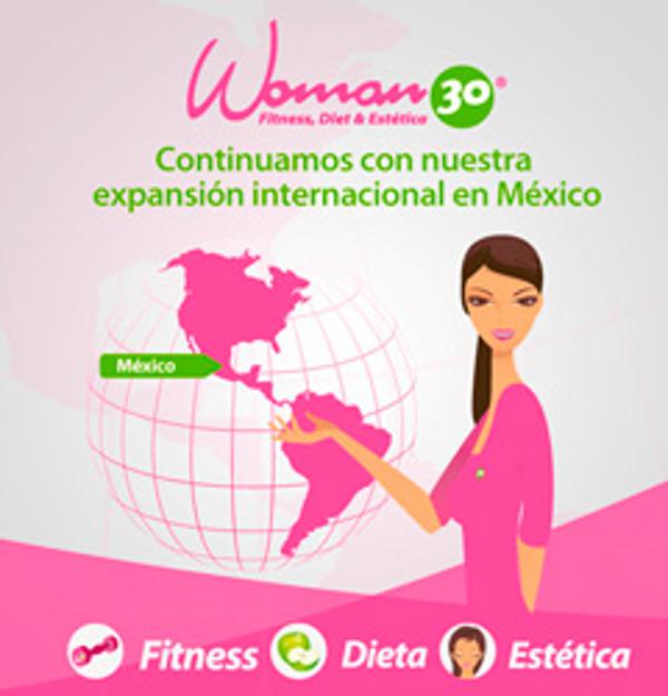 Woman 30 abrir� su primera franquicia en M�xico en 2013