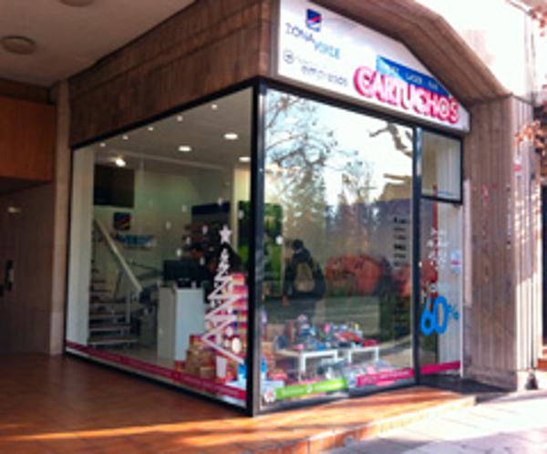 Zona Verde Consumibles abre su segunda franquicia en Granada