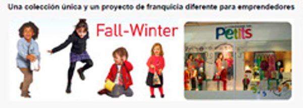 La Compagnie des Petits, la red de franquicias de moda infantil